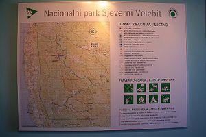Information Sjeverni Velebit IMG 6795.jpg
